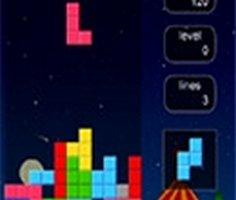 Gökyüzü ve Tetris
